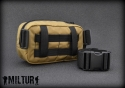 NERKA 2w1 saszetka biodrowa-cargo