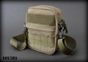 SASZETKA 2w1 torebka / chest pouch